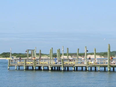 Oceanic fishing pier ocean city maryland for Maryland fishing piers